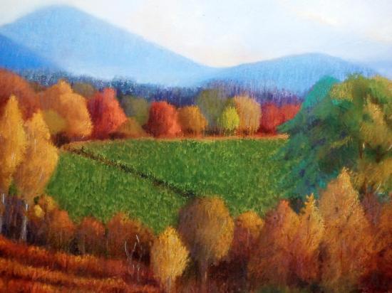 Morvan en automne