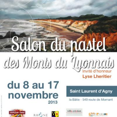 Salon pastel monts Lyonnais 2013